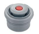 Термос металлический с колбой из нержавеющей стали универсальный Арктика 2,5 литра пробка с кнопкой