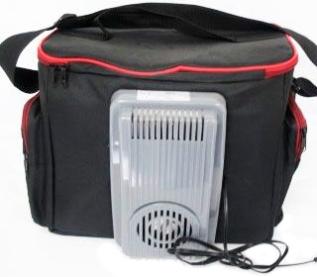 Сумка-холодильник AVS CВ-24А - холодильный агрегат