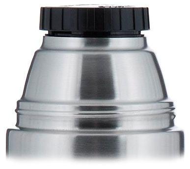 Термос с боковой ручкой Biostal Биосталь NBP-H - узкое горло с глухой пробкой