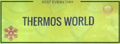 Термосумка Thermos World - логотип производителя
