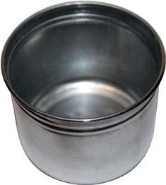 Китайский стеклянный термос Олень 2 литра с двухслойной вакуумной колбой из закалённого стекла крышка кружка из алюминия