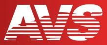 Автомобильный холодильник AVS CC-24NB - логотип компании производителя