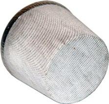 Китайский стеклянный термос Олень 2 литра со стеклянной двухслойной вакуумной колбой из закалённого стекла глухая пробка из липового дерева в ткани
