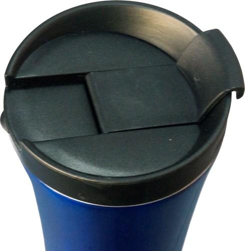 Термостакан для напитков Steel Coffee 500 мл - крышка с поилкой