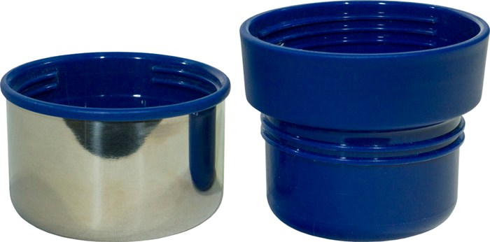 Термос из нержавеющей стали Арктика 106 серии - две крышки-чашки
