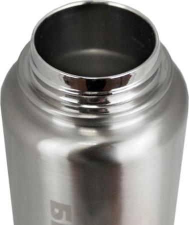 Спортивный термос-бутылка Biostal NHF для напитков - стальное горло