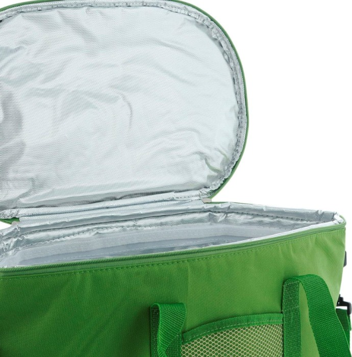 Сумка-холодильник Green Glade 25 литров для продуктов - фольгированная ткань