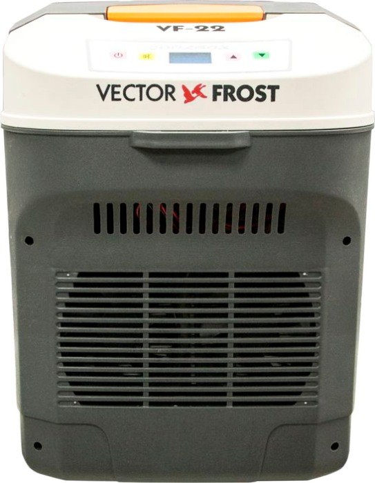 Автохолодильник Vector Frost VF-22 AC/DC - лицевая сторона