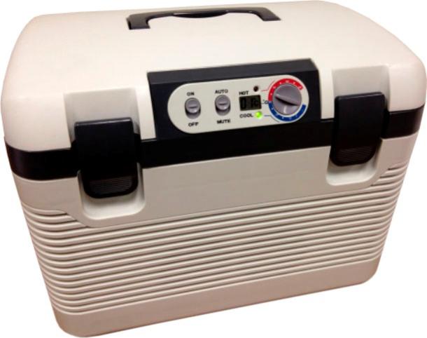 Автохолодильник Vector Frost VF-180M 18 литров AC/DC - удобная форма