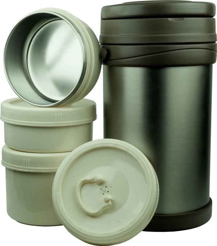Термос Steel Food HM 2,3 литра - контейнеры из нержавеющей стали