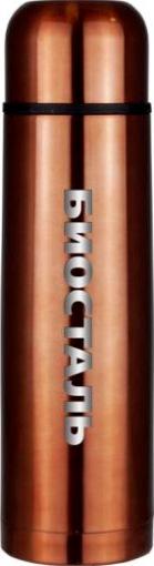 Цветной термос Biostal Биосталь NB 1 литр из нержавеющей стали - удобная форма