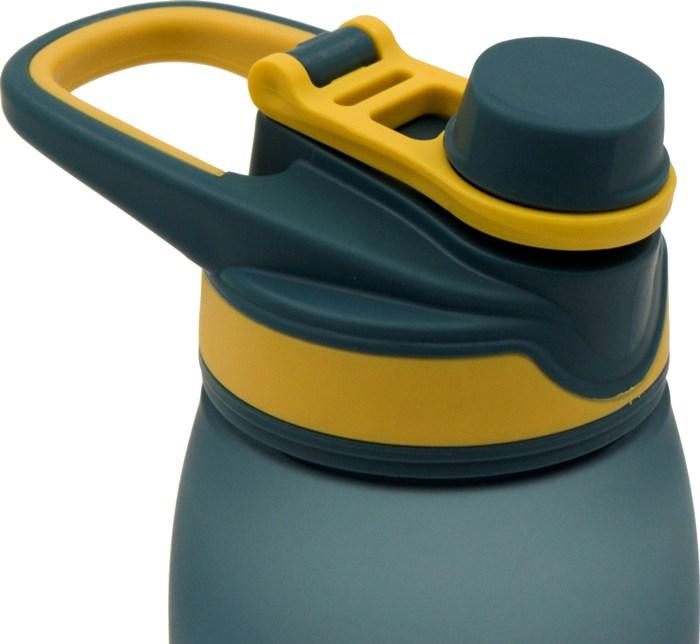 Бутылка Chun Lin Matte с поилкой 600 и 750 мл для воды - крышка с поилкой