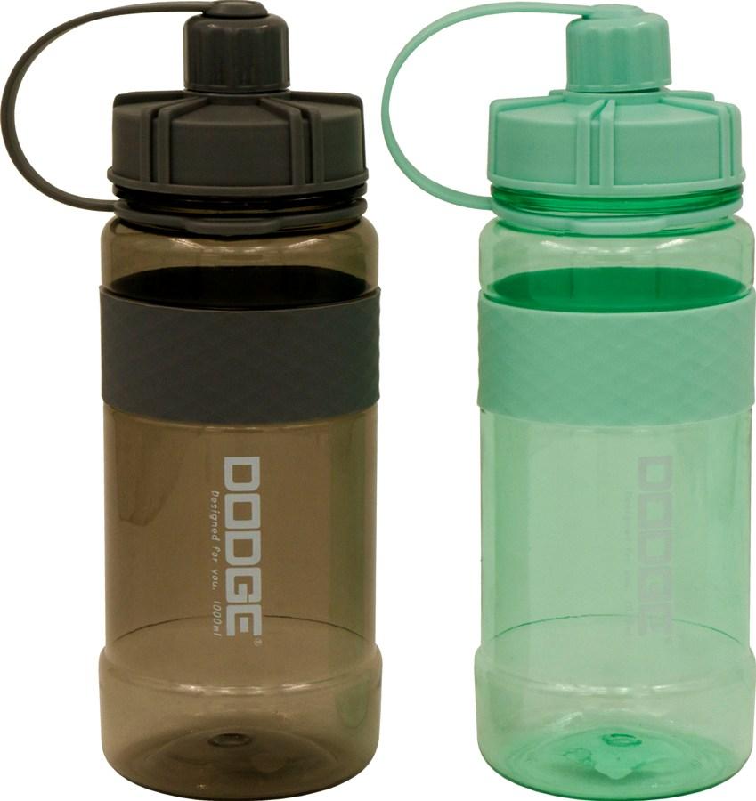 Спортивная бутылка Dodge Two для воды 1 и 1,5 литра - варианты цвета