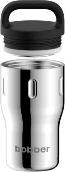 Термокружка bobber Tumbler Handle 350 мл - крышка с ручкой