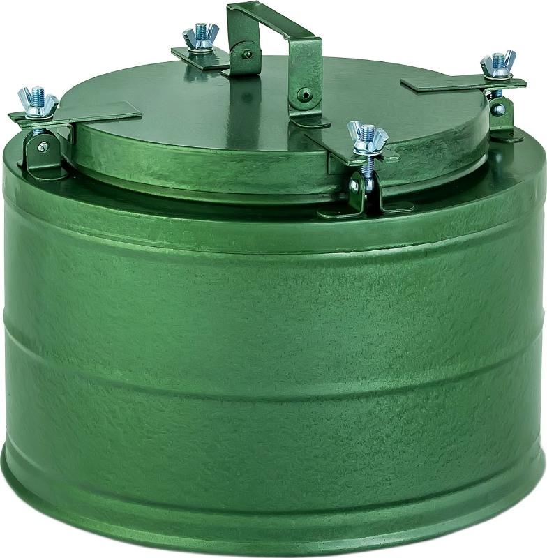 Термос полевой ТГ для горячего питания 6 литров