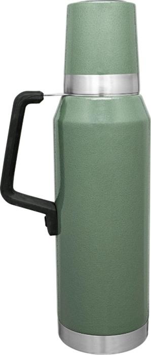 Термос Stanley Master Unbreakable Thermal Bottle 1,3 литра - тыльная сторона