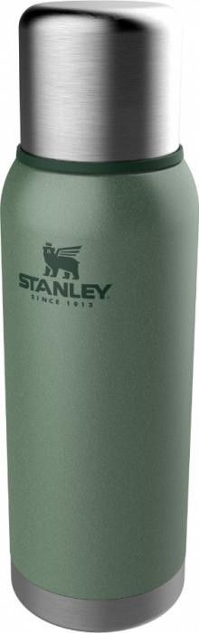 Термос Stanley Adventure Stainless Steel Vacuum Bottle 1 литр - максимальная эргономика