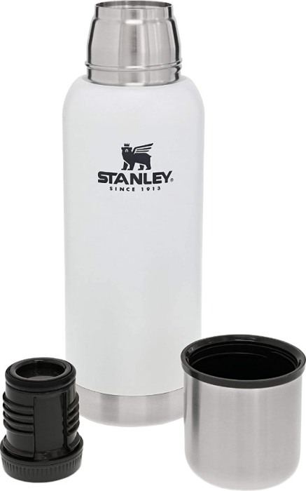 Термос Stanley Adventure Stainless Steel Vacuum Bottle 1 литр - полный комплект
