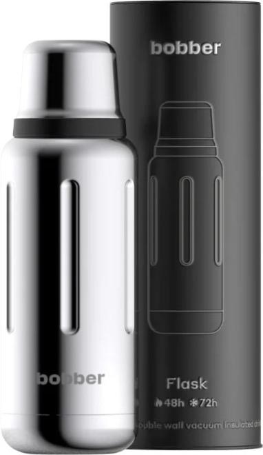 Термос bobber Flask 1000 мл Glossy - алюминиевый тубус