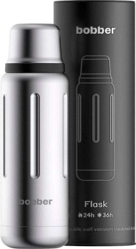 Термос bobber Flask 470 мл Matte - алюминиевый тубус
