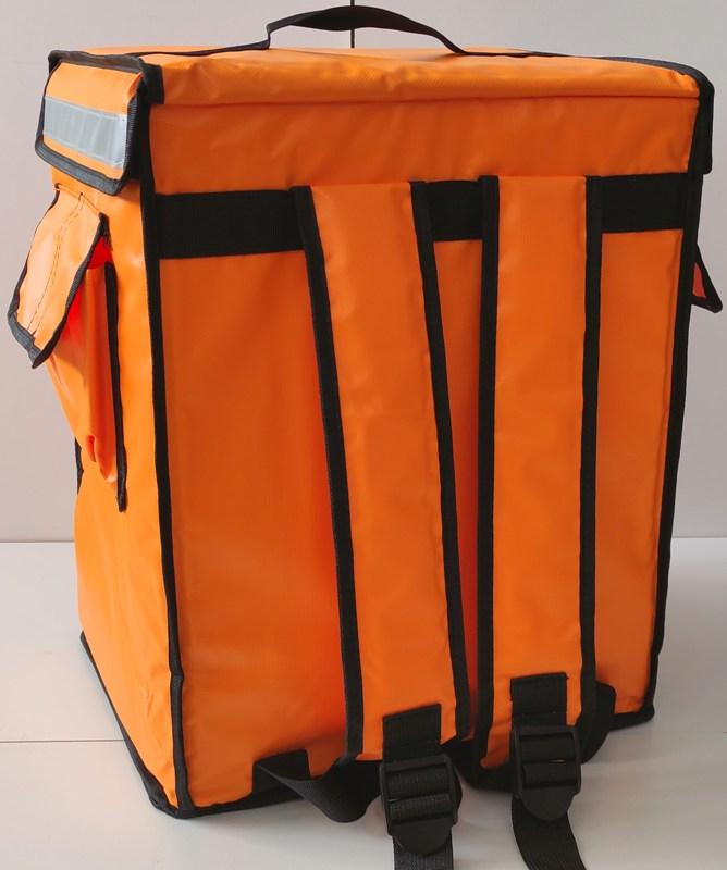 Терморюкзак для доставки продуктов и еды Delivery Backpack 45 литров - плечевые лямки