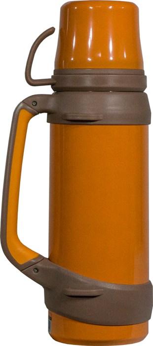 Термос из нержавеющей стали Steel Travel для напитков - удобная форма
