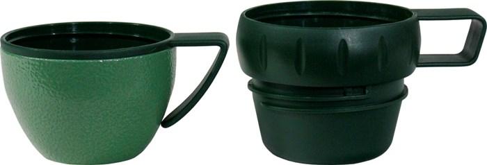 Термос Арктика Шторм 109 M для напитков - две крышки-чашки