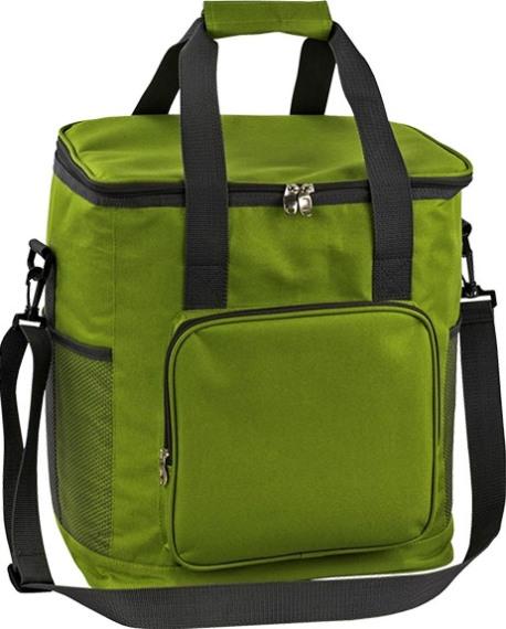 Изотермическая сумка Green Glade 34 литра для продуктов - удобная форма