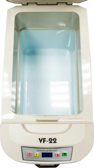 Автохолодильник Vector Frost VF-22 AC/DC - внутренняя ёмкость