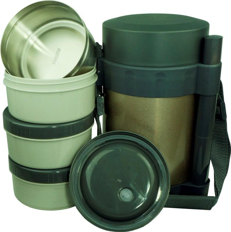 Термос Mao Sheng 1,8 литра из нержавеющей стали - контейнеры для еды