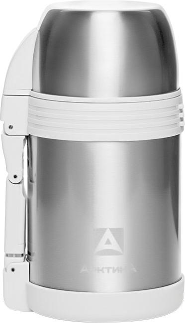 Термос универсальный Арктика серии 205 - ремешок и выдвижная ручка