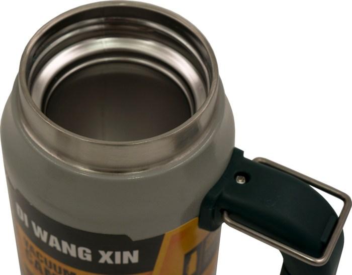 Термос-кружка для напитков Camp Mug 620 мл - стальная горловина