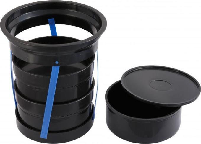 Термос Амет Экспресс трёхсекционный для еды - контейнеры для еды