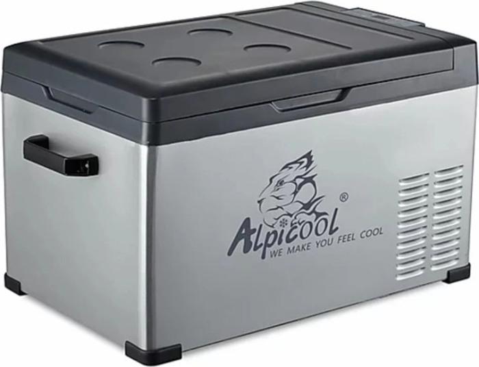 Компрессорный автомобильный холодильник Alpicool C30 - удобный и стильный дизайн