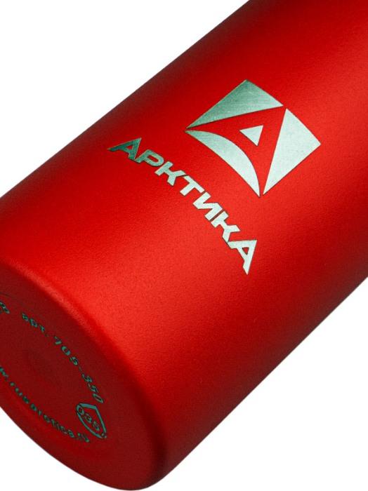 Термос питьевой Арктика 705P серии с поилкой - пластиковое покрытие