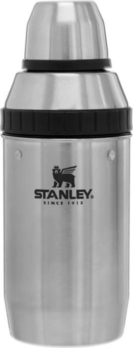 Шейк-система Stanley Adventure Happy Hour Cocktail Shaker Set - удобная форма