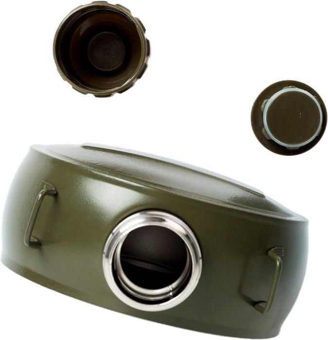 Термос-фляга Star Flask 800 - горловина, пробка и крышка