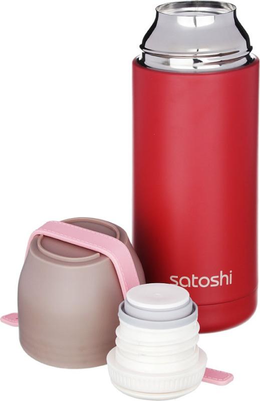 Детский термос Satoshi Color 350 мл - разобранный вид