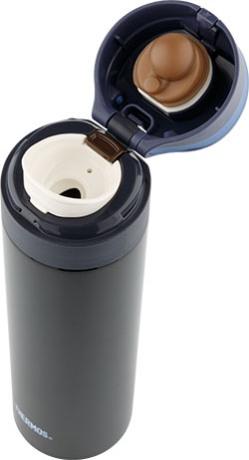 Ультралёгкая термокружка Thermos JNS 450 мл - крышка с удобной поилкой