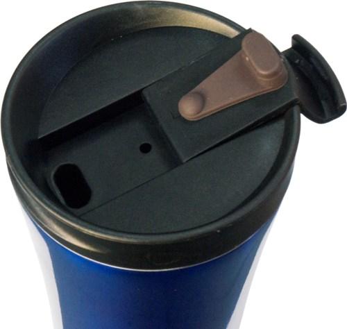 Термостакан для напитков Steel Coffee 500 мл - силиконовый уплотнитель