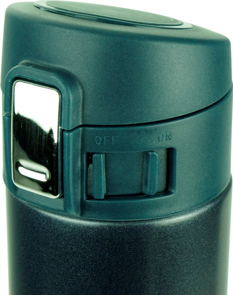 Термокружка Steel Hot 350 и 500 мл - кнопка-фиксатор