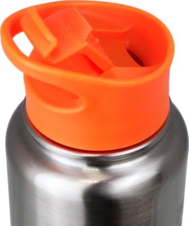Спортивный термос-бутылка Biostal NHF для напитков - крышка с поилкой