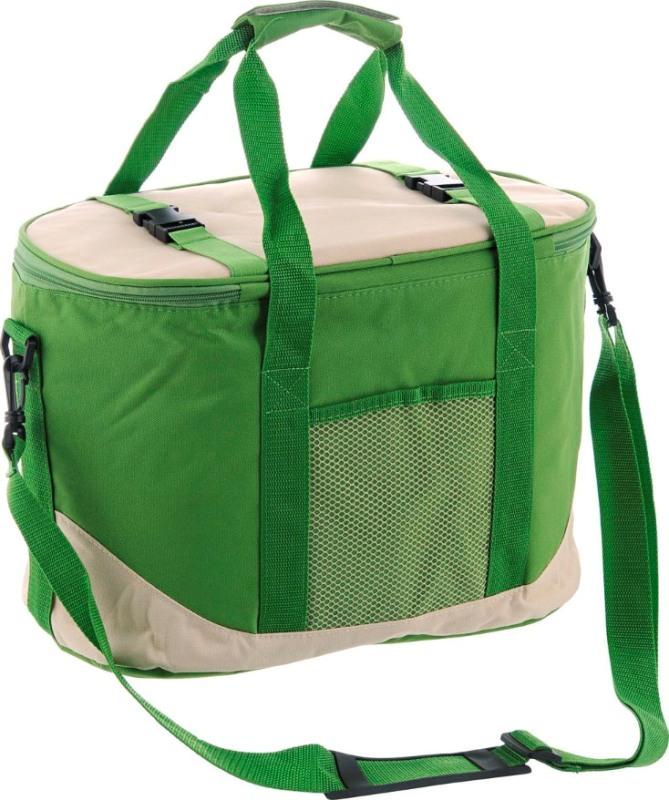 Сумка-холодильник Green Glade 25 литров для продуктов - удобная форма