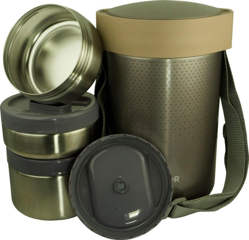 Термос Supor 2 литра из нержавеющей стали - контейнеры для еды