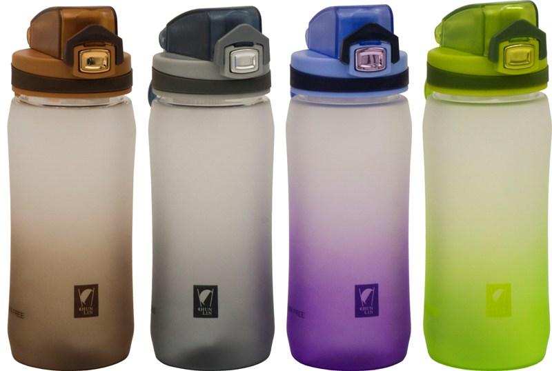 Бутылка Chun Lin One 350 и 500 мл для воды - варианты цвета