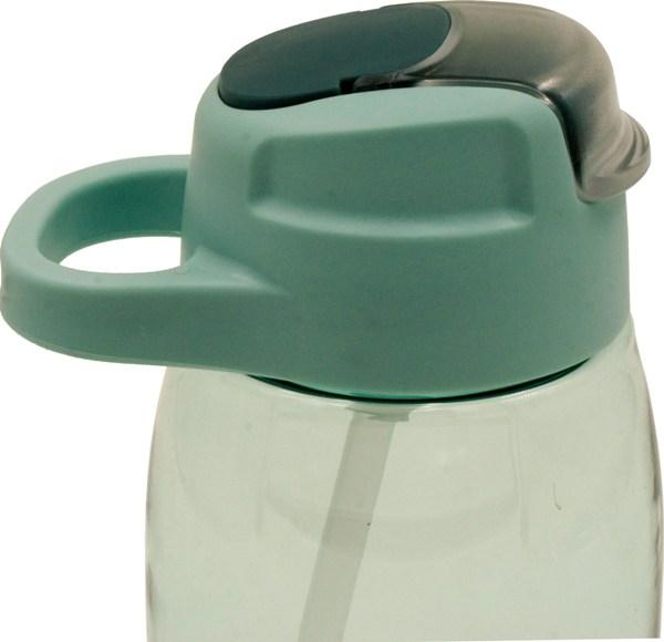 Бутылка с трубочкой-поилкой Chun Lin Two 600 и 750 мл для воды - крышка с поилкой