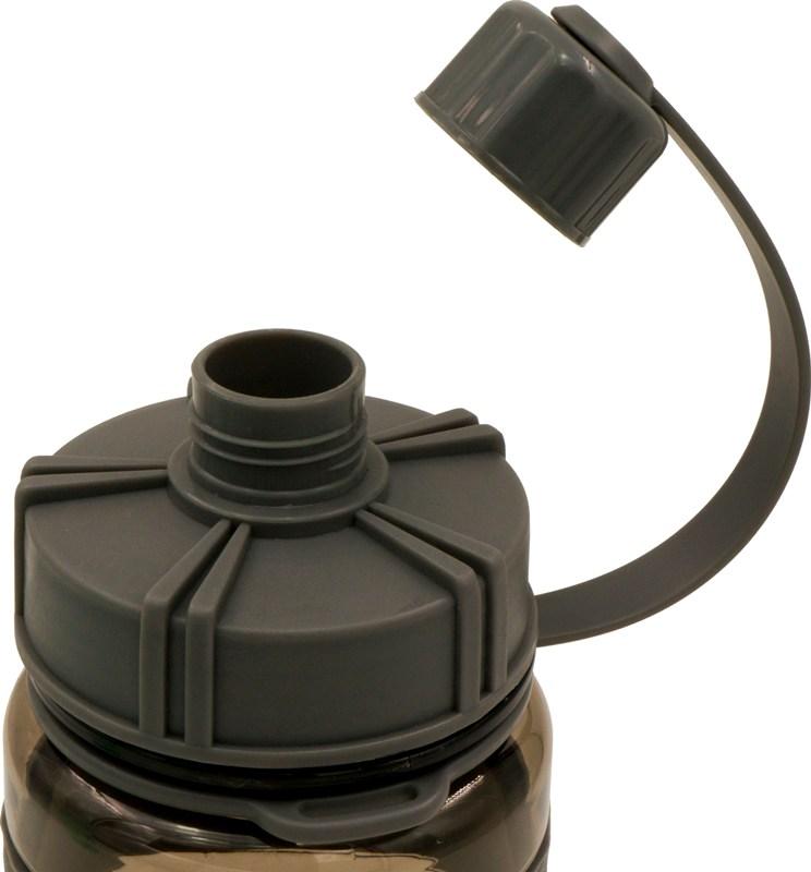 Спортивная бутылка Dodge Two для воды 1 и 1,5 литра - поилка на крышке