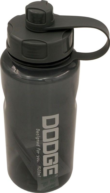 Спортивная бутылка Dodge Big для воды 1,5 литра - удобная форма