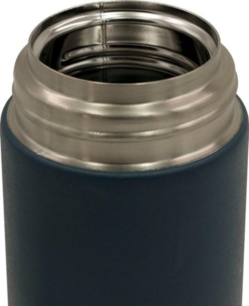 Подарочный набор Steel термос 500 мл и две кружки по 150 мл - стальное горло