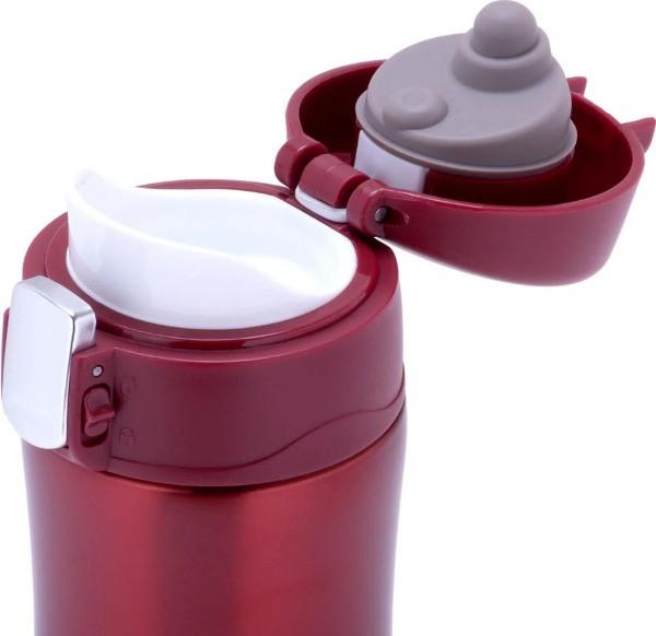 Термокружка для напитков Kamille с поилкой - пробка с поилкой